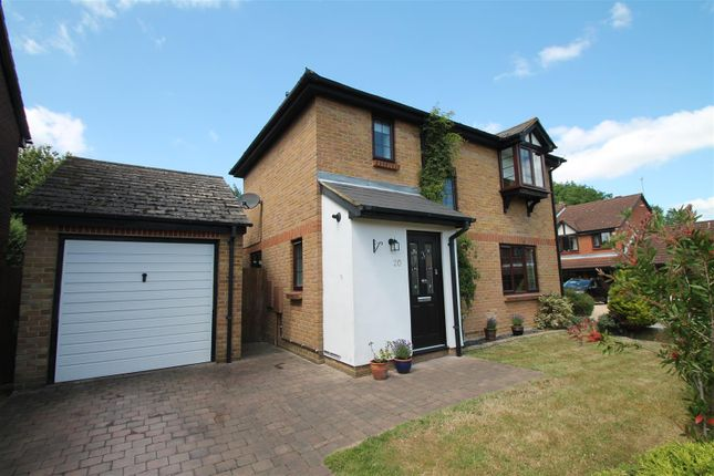 Thumbnail Detached house for sale in Crothall Close, London