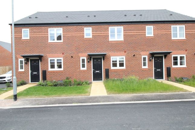 3 bed terraced house to rent in Harecastle Way, Sandbach CW11
