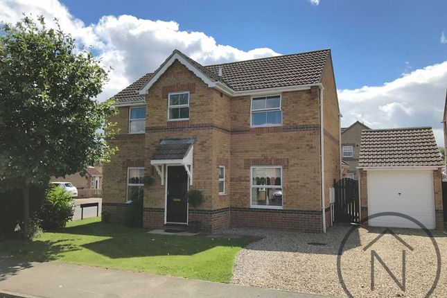 Thumbnail Detached house for sale in Temple Way, Newton Aycliffe