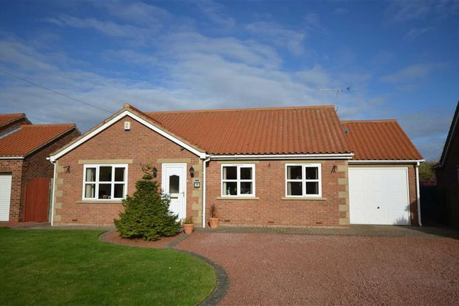 Thumbnail Detached bungalow for sale in Springfield Way, Goole