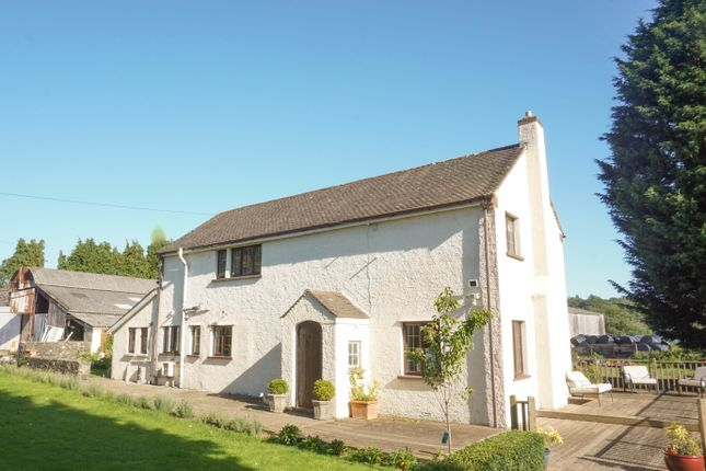 Thumbnail Farmhouse for sale in Broadway, Caerleon