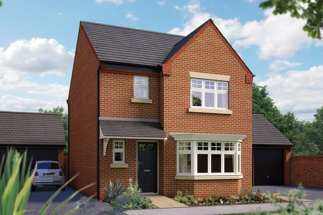 "Thumbnail Detached house for sale in ""The Epsom"" at Harbury Lane, Heathcote, Warwick"