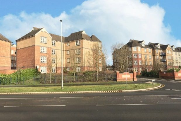 Thumbnail Flat to rent in Beckets View, Northampton