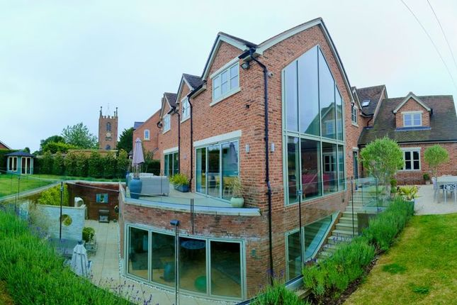 Thumbnail Detached house for sale in Seighford, Stafford