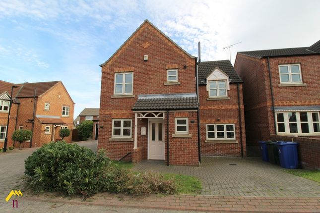 Thumbnail Detached house to rent in St Laurence Court, Adwick Le Street, Doncaster