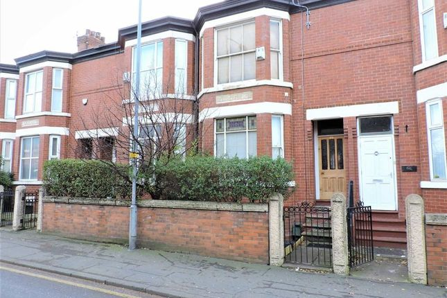 Thumbnail Terraced house for sale in Cromwell Grove, Levenshulme, Manchester