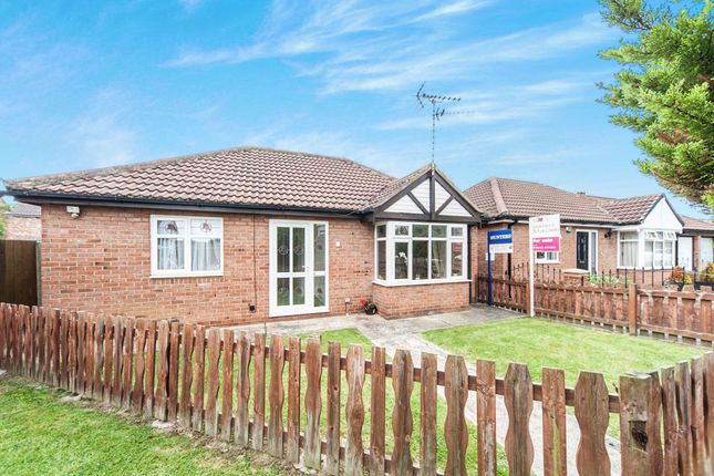Thumbnail Detached bungalow for sale in Victoria Gardens, Ormesby, Middlesbrough