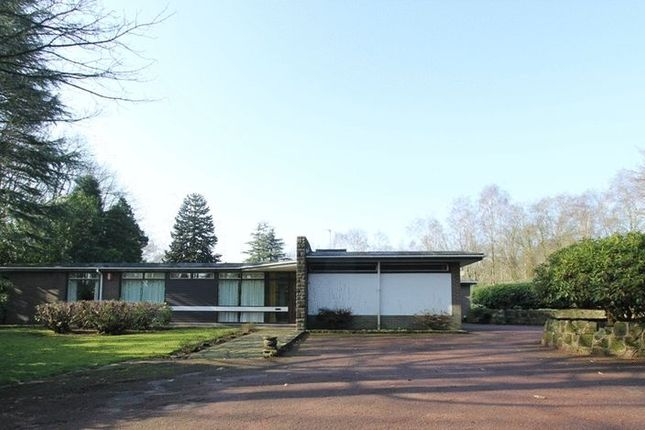 Thumbnail Detached bungalow for sale in Heath Road, Whitmore, Newcastle-Under-Lyme