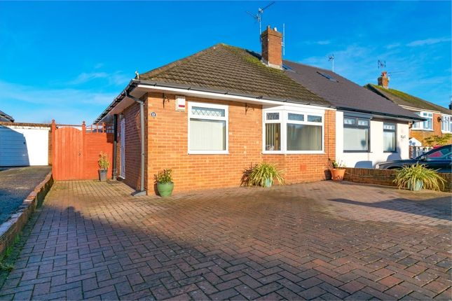 Thumbnail Semi-detached bungalow for sale in The Fairway, Cardiff, South Glamorgan