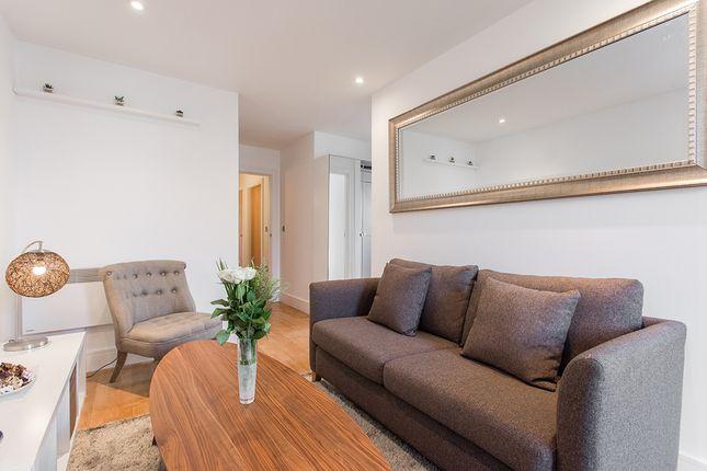Thumbnail Flat to rent in 1 Wharf Lane, London