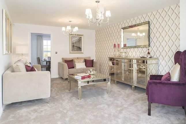 """Thumbnail Detached house for sale in """"Cambridge"""" at Gilhespy Way, Westbury"""
