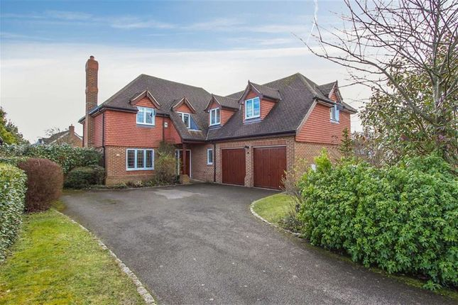 Thumbnail Detached house for sale in Blackmore Gate, Buckland, Aylesbury