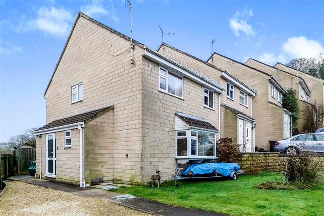 Thumbnail End terrace house for sale in Westfield, Bruton