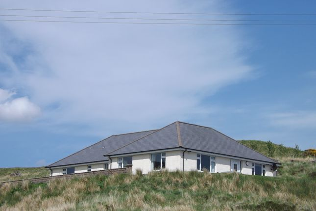 Thumbnail Detached bungalow for sale in Crossal, Near Carbost