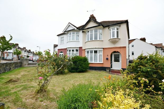 Thumbnail Semi-detached house for sale in Galeborough Avenue, Woodford Green