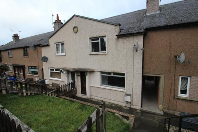 Thumbnail Terraced house for sale in Clark Street, Stirling, Stirlingshire