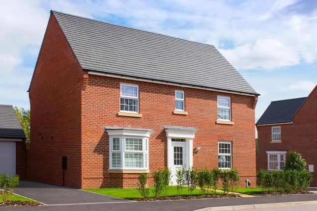 "Thumbnail Detached house for sale in ""Layton"" at Ada Wright Way, Wigston"