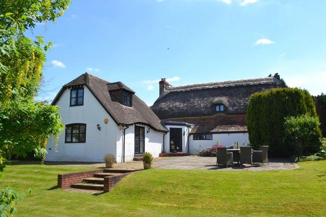 Thumbnail Cottage for sale in Manor View, Brimpton Road, Brimpton, Reading