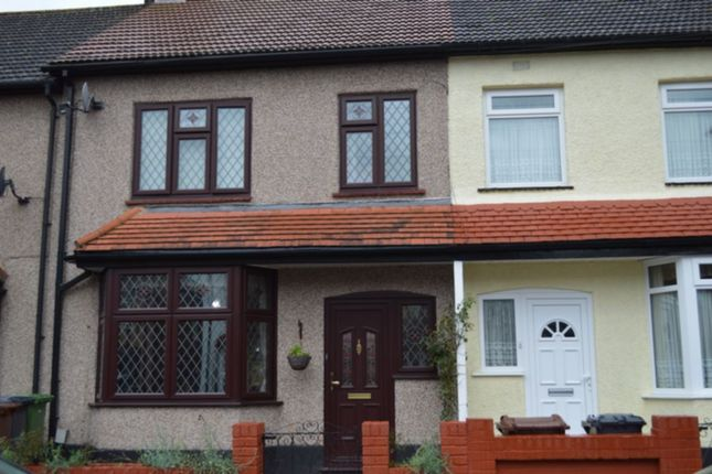 Thumbnail Terraced house to rent in Chadwell Heath, Essex