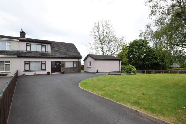 Thumbnail Semi-detached house for sale in Milltown Street, Burren, Warrenpoint