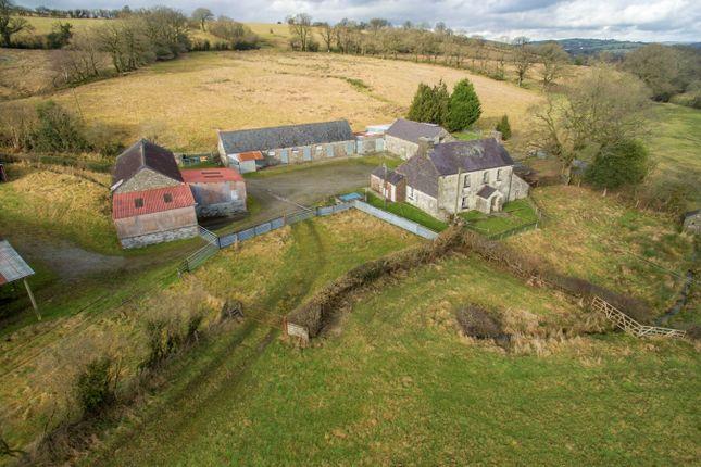 Thumbnail Farm for sale in Llansawel, Llandeilo