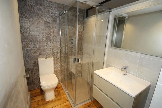 Shower Room of Liverpool Road, Castlefield, Manchester M3