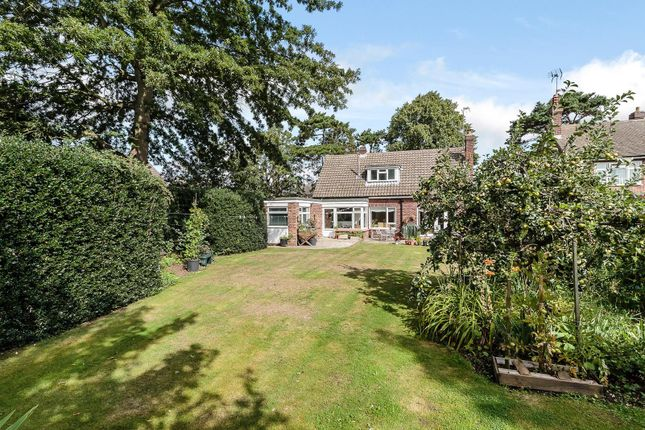 Thumbnail Detached house for sale in Ongar Road, Writtle, Chelmsford