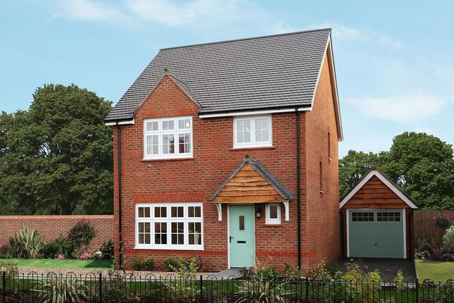 "Thumbnail Detached house for sale in ""Stratford"" at The Maltings, Llantarnam, Cwmbran"