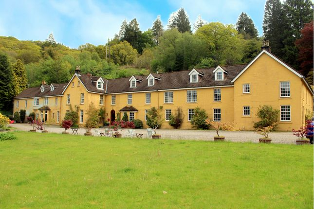 Thumbnail Hotel/guest house for sale in Knipoch House Hotel, By Oban, Argyll