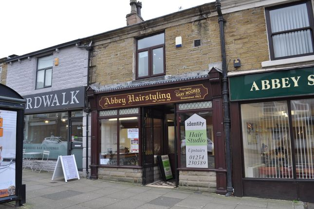 Thumbnail Retail premises for sale in Abbey Street, Accrington