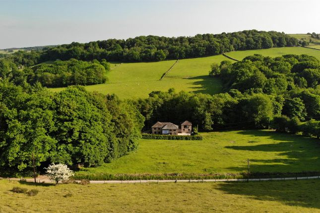Thumbnail Detached house for sale in Longway Bank, Whatstandwell, Matlock, Derbyshire