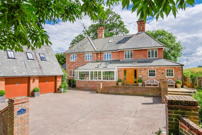 Thumbnail Detached house for sale in Layham, Ipswich, Suffolk