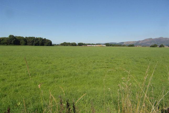 Thumbnail Land for sale in Bandeath Industrial Estate, Throsk, Stirling