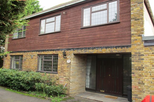 Thumbnail Detached house to rent in Brentwood Road, Romford