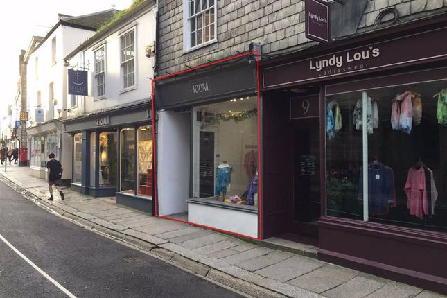 Thumbnail Retail premises to let in 8, Duke Street, Truro, Cornwall