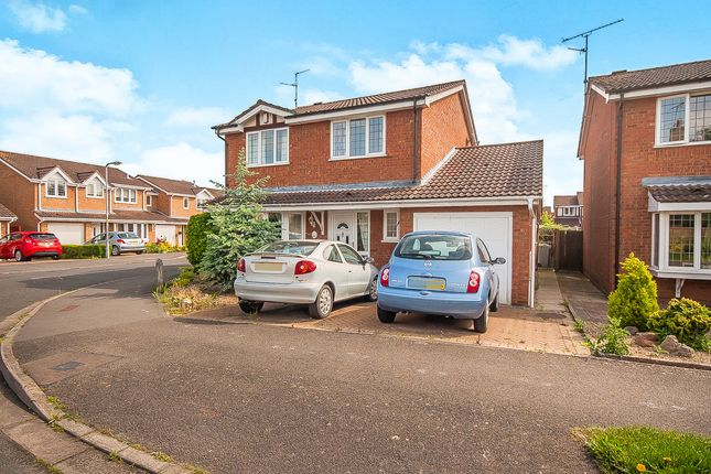 Thumbnail Detached house for sale in Tattershall Drive, Market Deeping, Peterborough