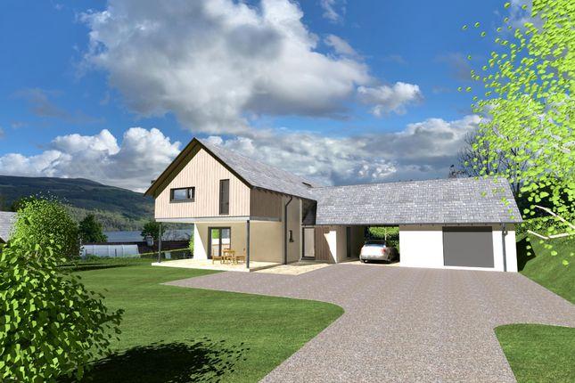 Thumbnail Detached house for sale in Fearnan, Loch Tay
