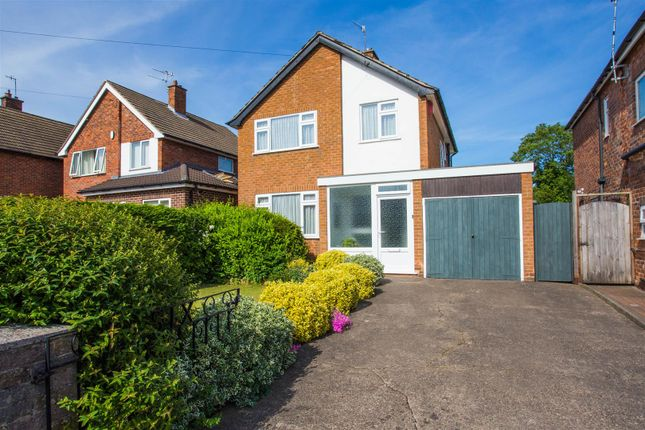 Thumbnail Detached house for sale in Braemar Road, Bulwell, Nottingham