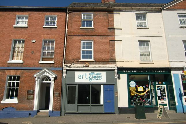 Thumbnail Terraced house to rent in Bridge Street, Hereford