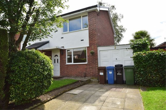 Thumbnail Semi-detached house to rent in Wren Close, Offerton, Stockport, Cheshire