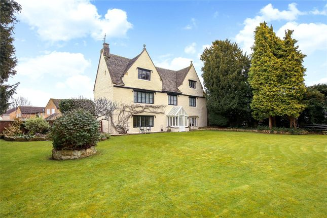 Thumbnail Detached house for sale in Woodend Lane, Cam, Dursley, Gloucestershire