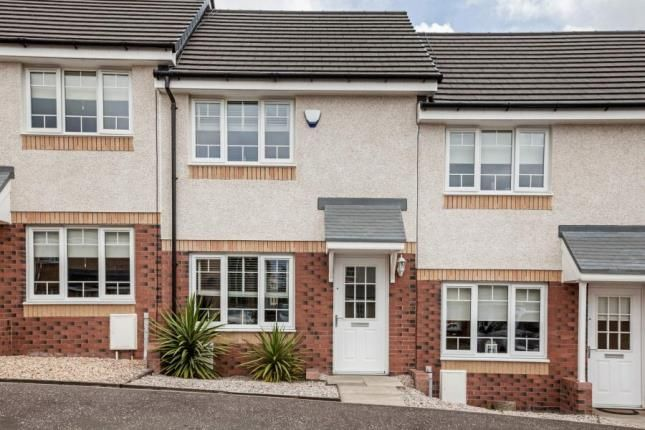 Thumbnail Terraced house for sale in Wilkie Drive, Motherwell, North Lanarkshire