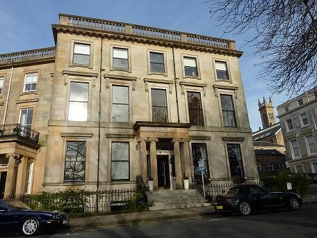 Thumbnail Flat to rent in Claremont Terrace, Park, Glasgow