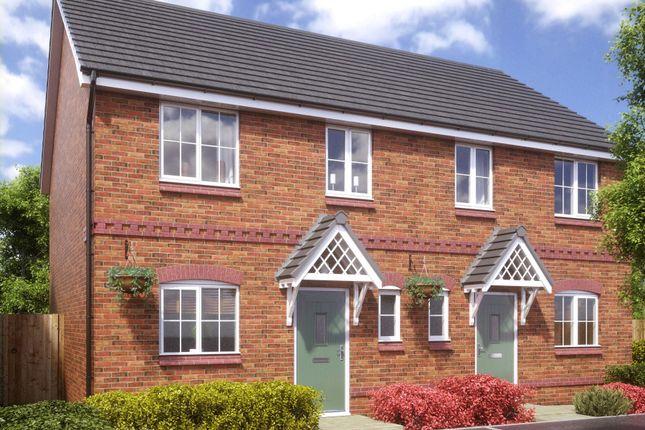 Thumbnail Semi-detached house to rent in Weaver, Galton Lock, Smethwick