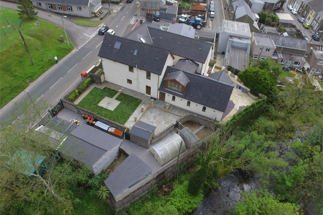 Thumbnail Detached house for sale in Bethania Row, Ogmore Vale, Bridgend, Mid Glamorgan