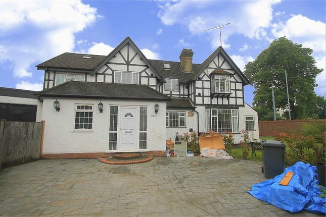 Thumbnail Detached house to rent in Ditton Road, Datchet, Berkshire