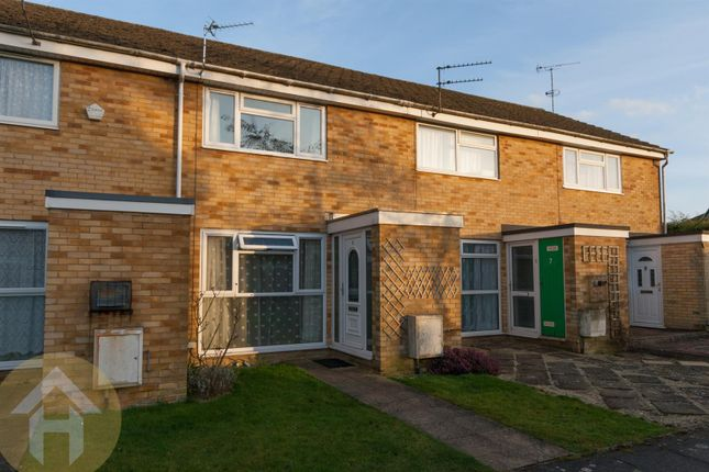 Thumbnail Terraced house for sale in Briars Close, Royal Wootton Bassett, Swindon