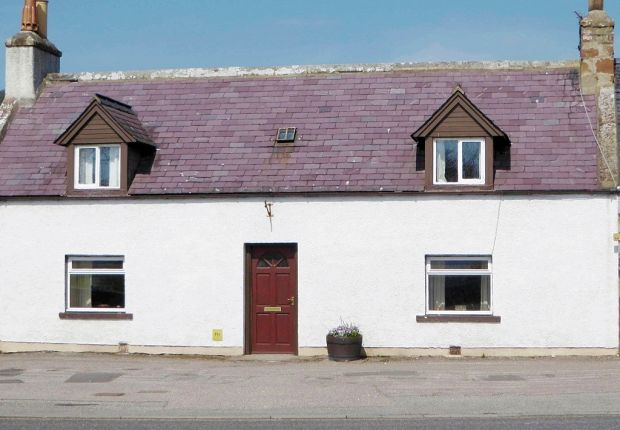 Thumbnail Semi-detached house for sale in Main Street, Golspie
