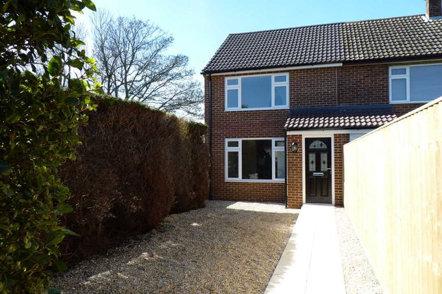 2 bed end terrace house to rent in Villiers Road, Bicester