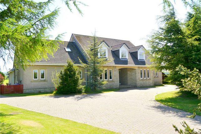 Thumbnail Detached house for sale in 6 The Nurseries, Balado, Kinross, Kinross, Kinross-Shire